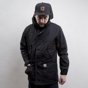 Carhartt WIP jacket Battle Parka black
