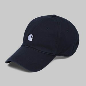 Carhartt WIP strapback Major Cap dark navy / white