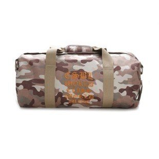 Cayler & Sons BLACK LABEL BL Doomed Duffle Bag multicolor