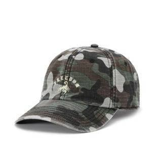 Cayler & Sons BLACK LABEL CSBL FRDM Curved Cap multicolor