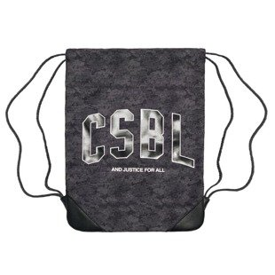 Cayler & Sons BLACK LABEL CSBL For All Gymbag black