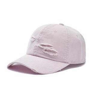 Cayler & Sons BLACK LABEL CSBL Ripped Curved Cap pink