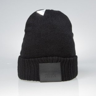 Cayler & Sons BLACK LABEL Patched Beanie black / black BL-CAY-AW15-BN-01