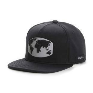 Cayler & Sons BLACK LABEL snapback CSBL World Class Cap black