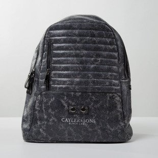 Cayler & Sons Black Label Moto Backpack black (BL-CAY-SS16-BP-01-01)
