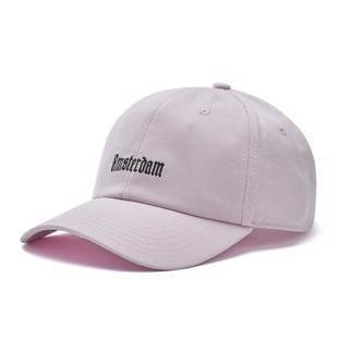Cayler & Sons C&S WL Amsterdam Curved Cap pink