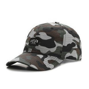 Cayler & Sons CL Toolin Curved Cap woodland / black CL-CAY-HD16-CRVD-02