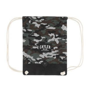 Cayler & Sons CL Toolin Gymbag woodland / black / white CL-CAY-HD16-GB-02