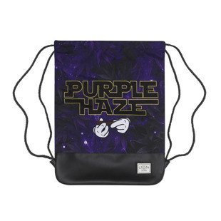 Cayler & Sons Dark Haze Gymbag black / purple / mc GL-CAY-SU16-GB-01