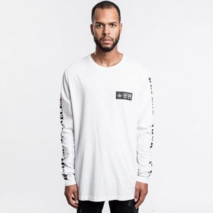 Cayler & Sons Defend Your Corps Longsleeve white / balck GL-CAY-AW16-AP-10