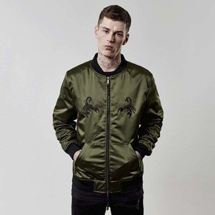 Cayler & Sons First Division Bomber olive CSBL-SS17-AP-01