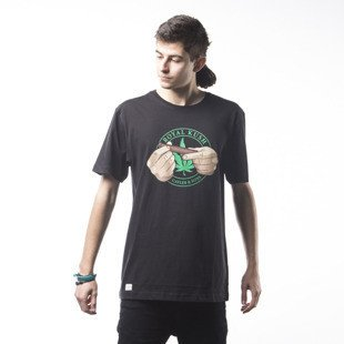 Cayler & Sons GL Royal Kush Tee black / green / mc (GL-CAY-SS16-AP-17)