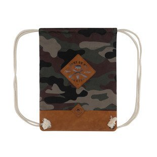 Cayler & Sons Hunting Gymbag woodland / brown / white CL-CAY-AW16-GB-04