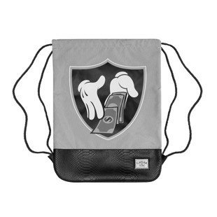 Cayler & Sons Money To Blow Gymbag grey / black / silver WL-CAY-SU16-GB-07