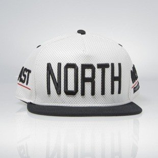 Cayler & Sons North Cap white / black / red BL-CAY-AW15-05