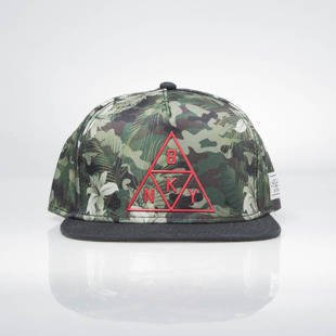 Cayler & Sons WL Briangle Cap camo flowers / black / red WL-CAY-AW16-20