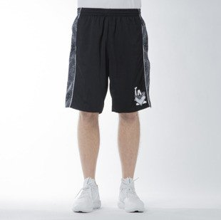 Cayler & Sons WL Crimes Bball Shorts black / white (WL-CAY-SS16-AP-41)