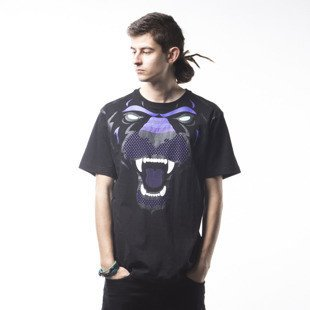 Cayler & Sons WL Harlem Hustle Tee black / purple / mint (WL-CAY-SS16-AP-25)