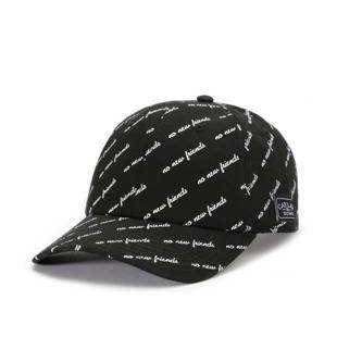 Cayler & Sons WL New Friends Curved Cap black