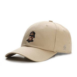 Cayler & Sons WL Pacasso Curved Cap sand / mc WL-CAY-HD16-CRVD-02