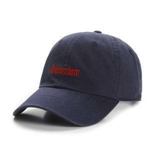 Cayler & Sons WL Scripted Amsterdam Cap navy