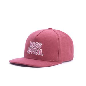Cayler & Sons cap Black Label Like Grass Cap mauve