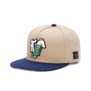 Cayler & Sons cap White Label Make It Rain Cap sand