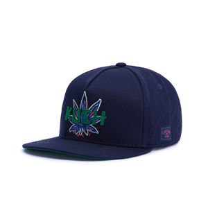Cayler & Sons cap White Label Pret A Smoke Cap navy
