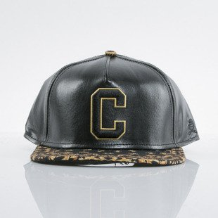 Cayler & Sons cap snapback Cee Paisace black / gold (GLD-CAY-AW15-10-OS)