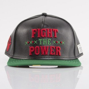 Cayler & Sons cap snapback Fight Back black / rasta (WL-CAY-AW15-20-OS)