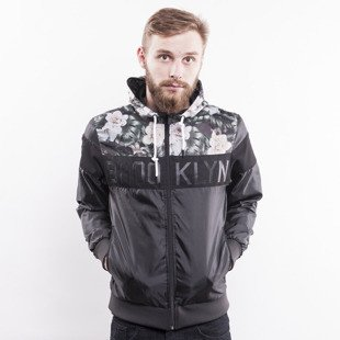 Cayler & Sons jacket Hello Brooklyn Windbreaker black / black / multicolor (WL-CAY-AW15-AP-03)