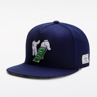 Cayler & Sons snapback Make It Rain Classic Cap navy / mc CLASSIC-CAY-SU-16-02