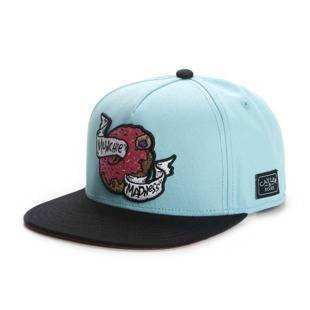 Cayler & Sons snapback WL Munchie Madness Cap mint