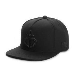 Cayler & Sons snapback WL New Friends Cap black
