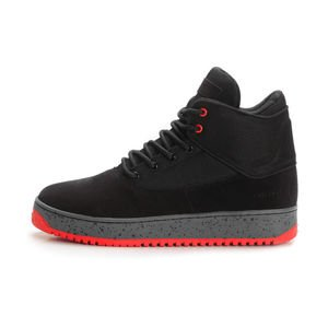 Cayler & Sons sneakers Shutdown black / dark grey / red
