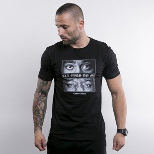 Cayler & Sons t-shirt All Eyes On Me black / grey (WL-CAY-AW15-AP-19)