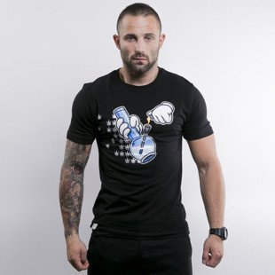 Cayler & Sons t-shirt Bubbles black / mc (GL-CAY-AW15-AP-21)