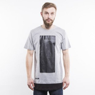 Cayler & Sons t-shirt Tres Slick Long grey heather / black BL-CAY-AW15-AP-21-02