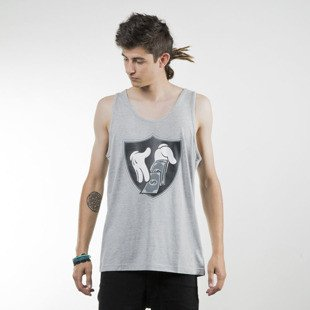 Cayler & Sons tank top Money To Blow grey heather / black / silver WL-CAY-SU16-AP-14