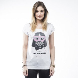 Chrum T-shirt Incognito white WMNS
