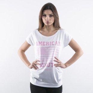 Chrum t-shirt American Beauty white