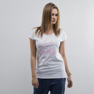 Chrum t-shirt ŚliCnotka white