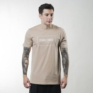 Criminal Damage November Tee nude