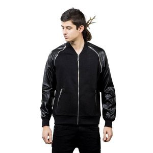 Criminal Damage jacket Bronx Bomber black