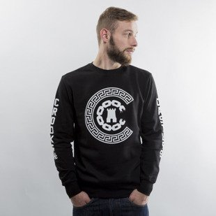 Crooks & Castles crewneck Reigining black