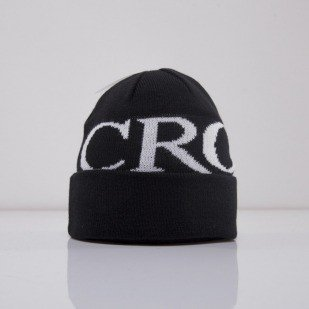 Crooks and Castle winter cap Serif Crooks black