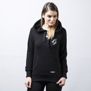 Diamante GH Hoodie Girlhood black