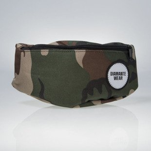 Diamante Wear Diamante Run Edition Hip Bag camo