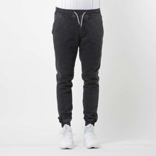 Diamante Wear Jogger Pants Jogger Jeans black