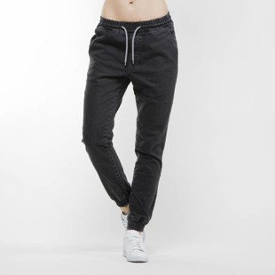 Diamante Wear WMNS Jogger Jeans marble blue